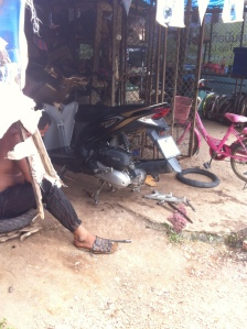 koh lanta tire repair