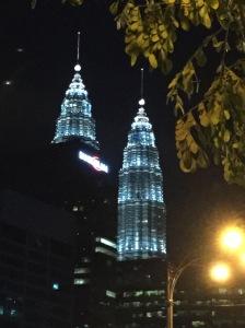 Petronus Twin Towers Kuala Lumpur
